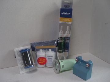 C.K. Caravans water filters