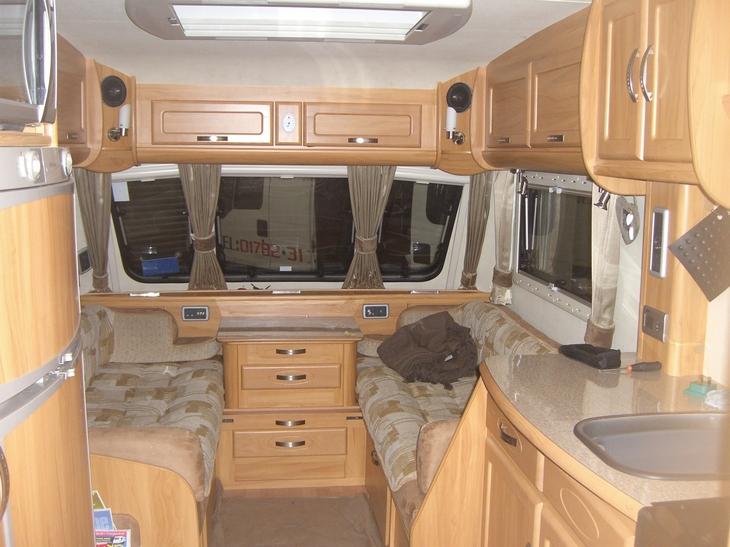 Caravan Habitation Servicing